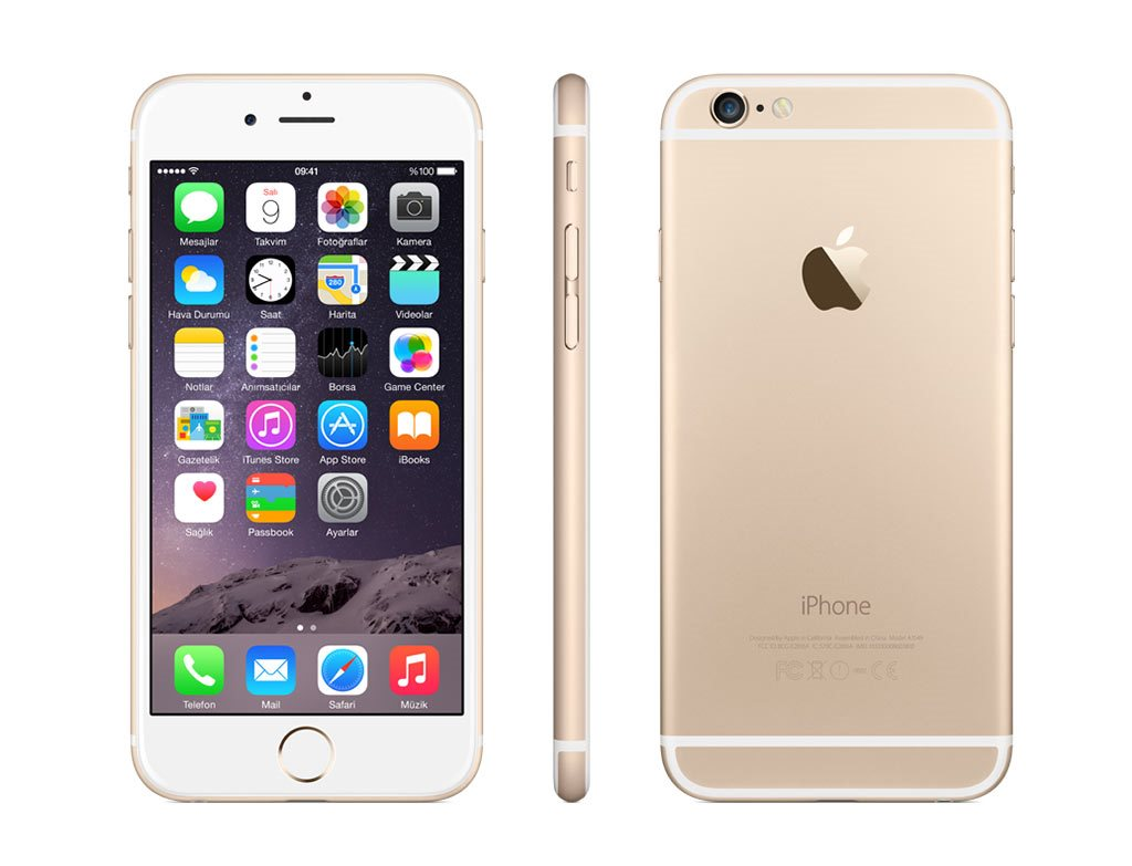 v tr ndenal iphone 6s 32 gb cep telefonu apple t rkiye garantili. Black Bedroom Furniture Sets. Home Design Ideas
